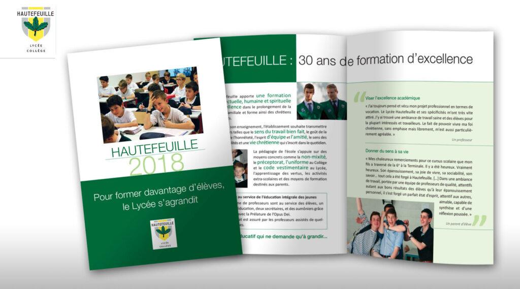 Lycée Hautefeuille