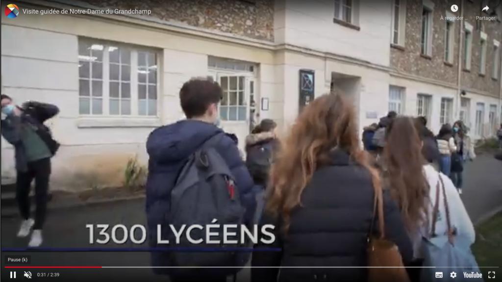 Lycée ND du Grandchamp